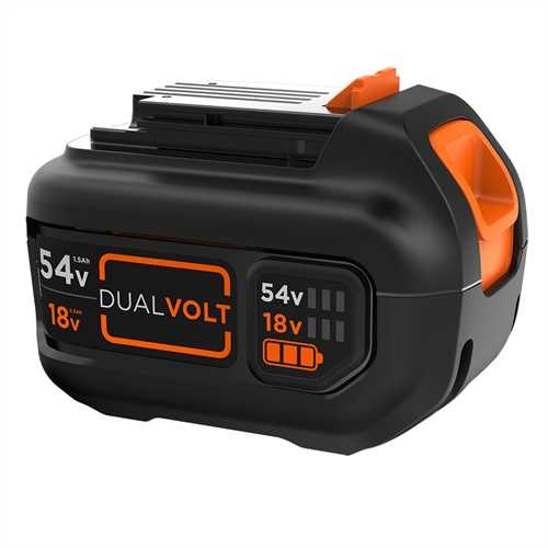 Black and Decker - 54V  15 Ah DUALVOLT Akku - BL1554