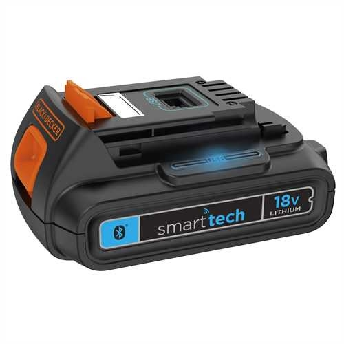 Black and Decker - 18V20 Ah smart tech Akku - BL2018ST