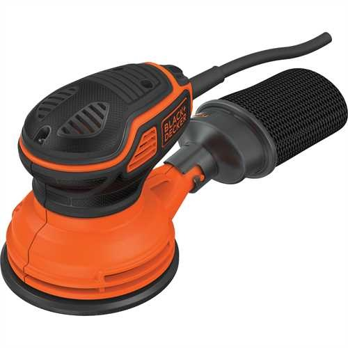 Black and Decker - 240W Exzenterschleifer - KA199