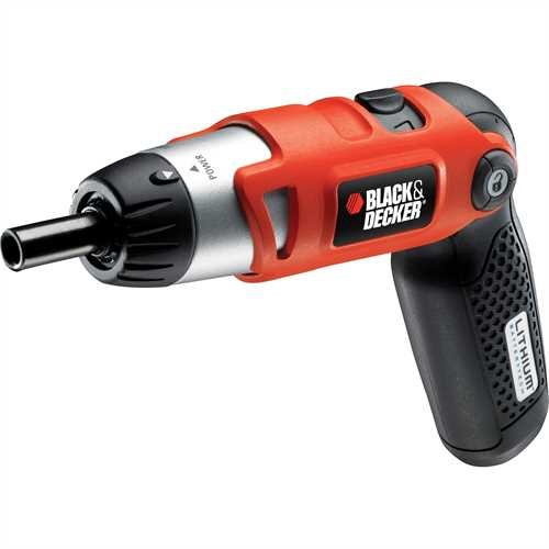 Black and Decker - 36 Volt Lithium PivotAkkuschrauber - KC36LN