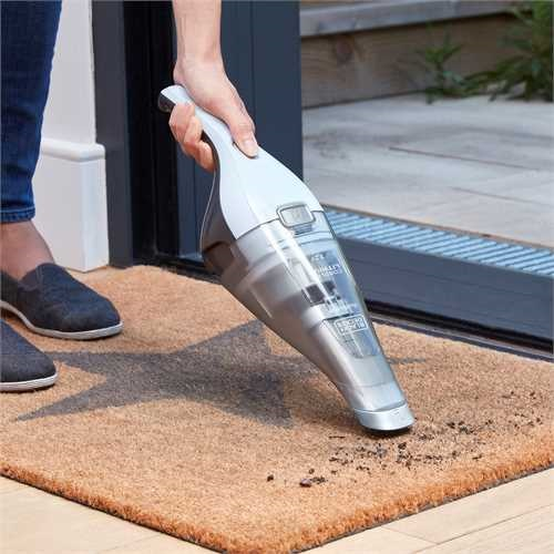 Black and Decker - 72V 108Wh Lithium Dustbuster - NVC215W