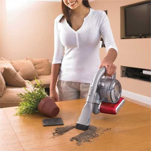 Black and Decker - 108V Lithium Dustbuster Flexi AkkuHandstaubsauger - PD1020L