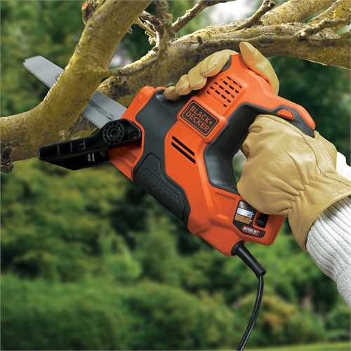 Black and Decker - 500W 3in1 Autoselect Universalsge SCORPION - RS890K