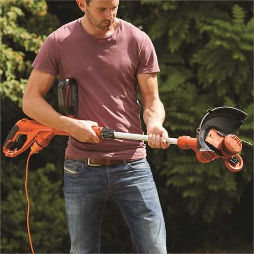 Black and Decker - 550 Watt Rasentrimmer - ST5530